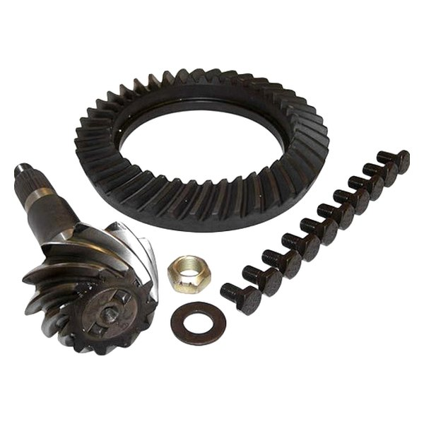 Crown And Pinion : Crown ab rear differential ring and pinion