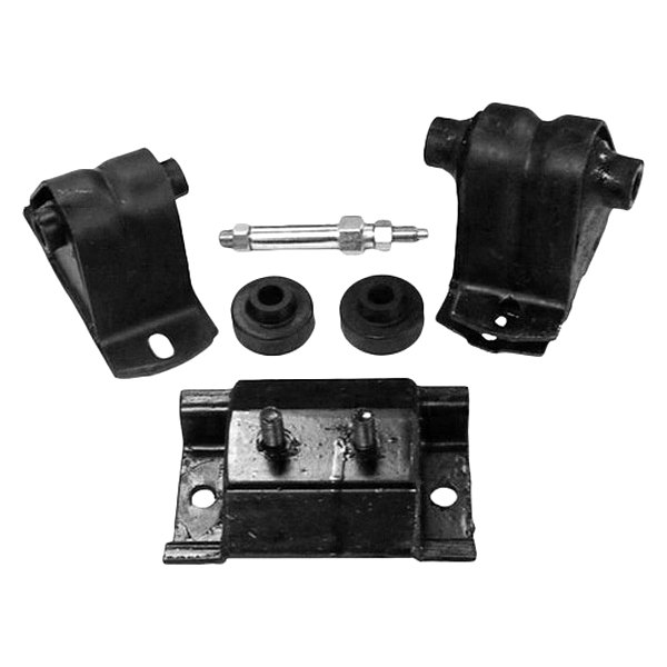 crown jeep wrangler 1993 engine mount kit