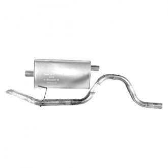 Crown® - Exhaust Muffler and Tailpipe
