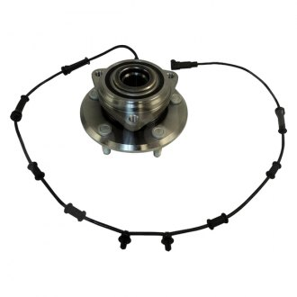 Crown® - Front Wheel Bearing and Hub Assembly