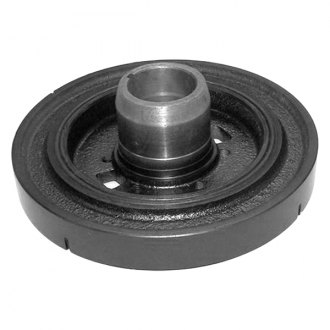 Crown® - Rubber/Metal Harmonic Balancer