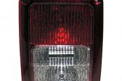 Crown® - Driver Side Replacement Tail Light