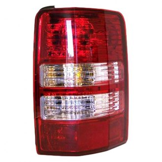 Crown® - Black Factory Replacement Tail Lights