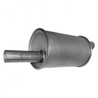 Crown® - Oval Exhaust Muffler