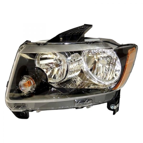 Crown® - Driver Side Replacement Headlight