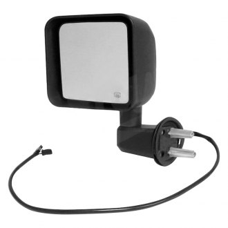 Crown® - Side View Mirrors with Arm