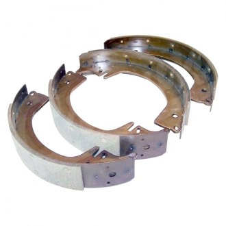 Crown® - Drum Brake Shoe and Lining