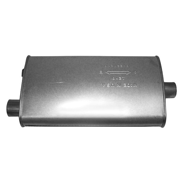 Crown® - Oval Style Exhaust Muffler