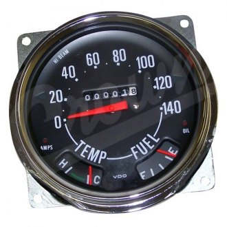 Crown® - Speedometer Assembly