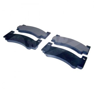 Crown® - Semi-Metallic Front Disc Brake Pads