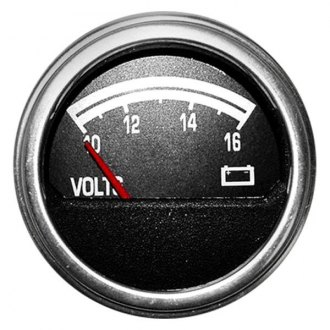 Crown® - Voltmeter Gauge