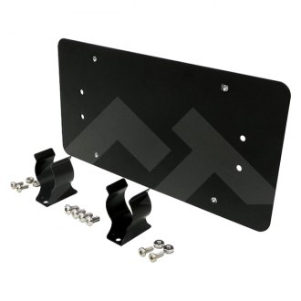 Crown® - Universal License Plate Bracket