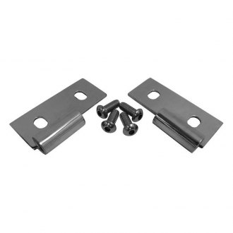 Crown® - Driver and Passenger Side Lower Door Hinge Bracket Set