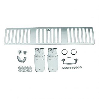 Crown® - Stainless Complete Hood Set