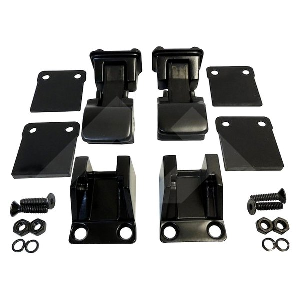 Crown® - TJ-style Hood Catch Kit