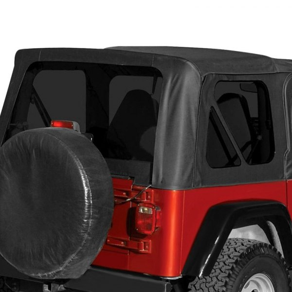 crown jeep wrangler 2000 replacement soft top. Black Bedroom Furniture Sets. Home Design Ideas