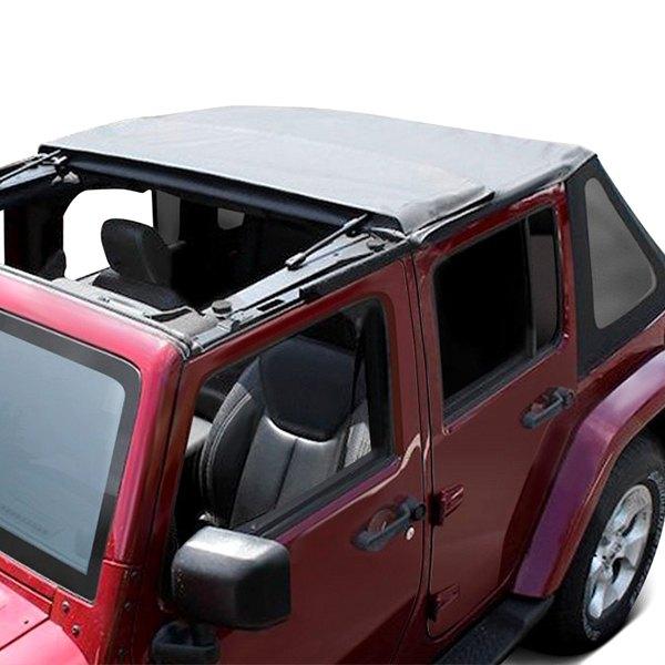 crown jeep wrangler 2016 fold back soft top. Black Bedroom Furniture Sets. Home Design Ideas