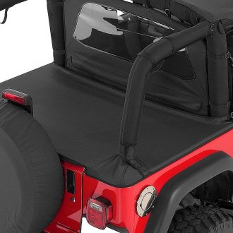 Crown® - Soft Top Wind Screen