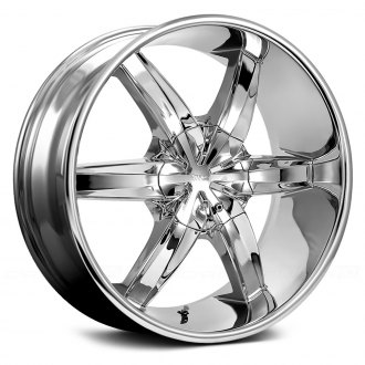 CRUISER ALLOY® - 909C FLASH Chrome