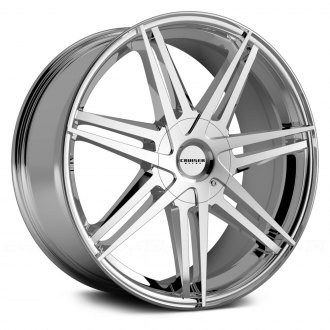 CRUISER ALLOY® - 919C ENIGMA Chrome