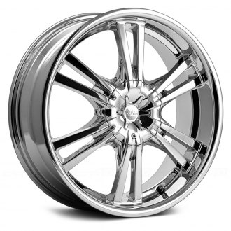 CRUISER ALLOY® - 906C RAPTOR Chrome