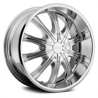 CRUISER ALLOY® - 911C SLICE Chrome