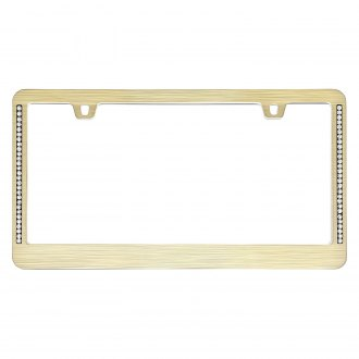 Cruiser® - Neo Diamondesque Style License Plate Frame