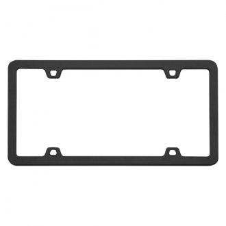 Cruiser® - Neo Black License Frame