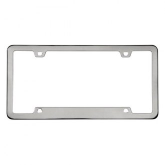 Cruiser® - Neo Sport Black Chrome License Frame