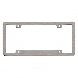 Cruiser® - Neo Sport Brushed Nickel License Frame