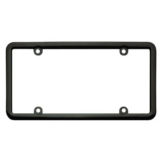 Cruiser® - Classic Lite Style License Plate Frame