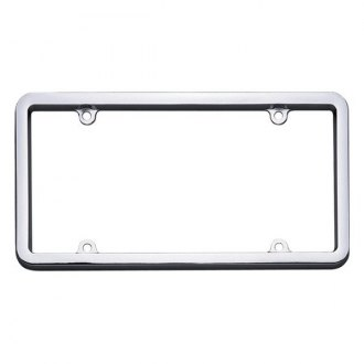 Cruiser® - Classic Chrome License Frame