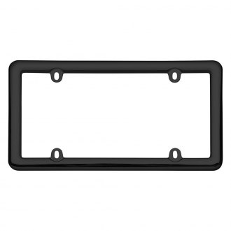 Cruiser® - Nouveau Black License Frame
