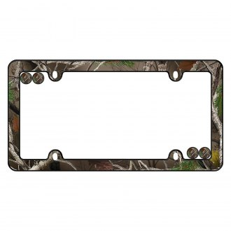 Cruiser® - Camo Black License Frame