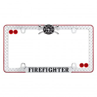 Cruiser® - Firefighter License Frame