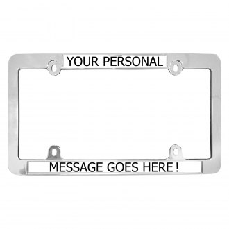 Cruiser® - Xpression Style License Plate Frame