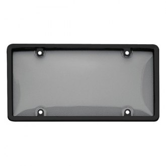 Cruiser® - Bubble Shield with License Frame Kit