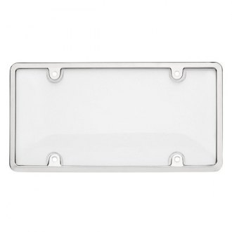 Cruiser® - Tuf Bubble Shield with License Frame Kit