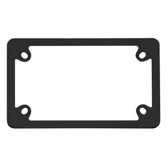 Cruiser® - Motorcycle Neo Black License Frame
