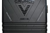 Crunch® - V-Drive Series Class A/B 4-Channel 1000W Amplifier