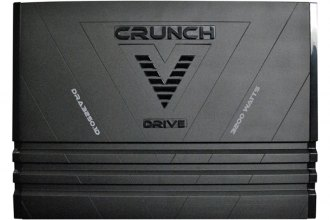 Crunch® - Class D 3200W Amplifier