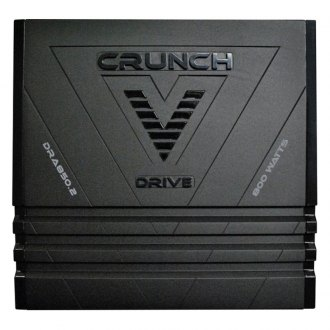 V-Drive Series Class A/B 2-Channel 800W Amplifier
