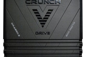 Crunch® - V-Drive Series Class AB 2-Channel 800W Amplifier