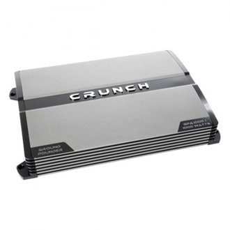 Crunch® - Ground Pounder Series Class AB Monoblock 1000W Amplifier