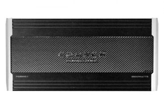 Crunch® - POWERZONE Series Class AB Mono 2500W Amplifier