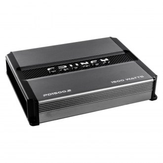 Crunch® - Power Drive Series Class AB 2-Channel 1500W Amplifier