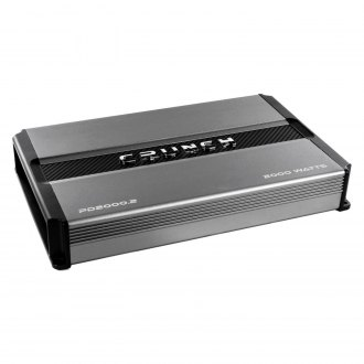 Crunch® - Power Drive Series Class AB 2-Channel 2000W Amplifier