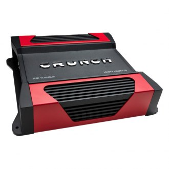 Crunch® - PowerZone Series Class AB 2-Channel 1100W Amplifier
