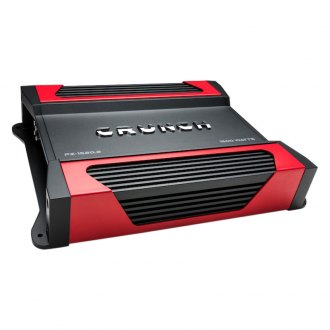 Crunch® - PowerZone Series Class AB 2-Channel 1500W Amplifier