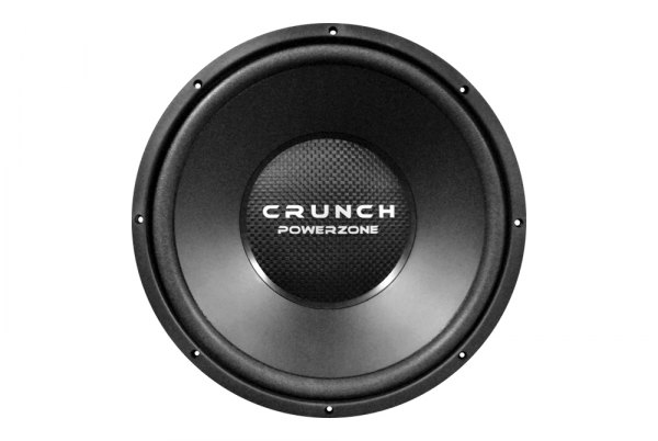 "Crunch® - 12"" Powerzone Series DVC 600W Subwoofer"